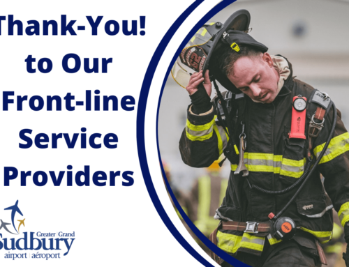 Thank You to All Front-Line Workers. We Sincerely Appreciate You!
